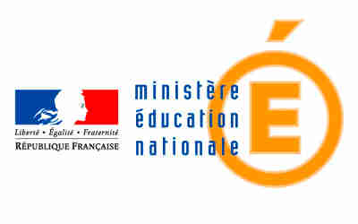 logo of Ministry of Education of France